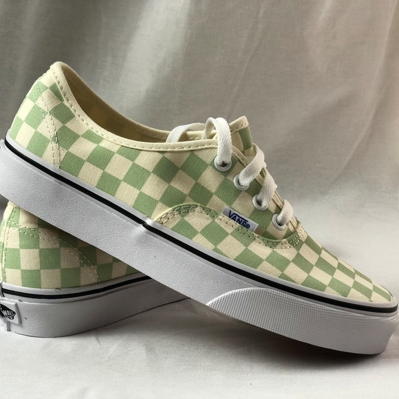 vans authentic checkerboard mens shoes